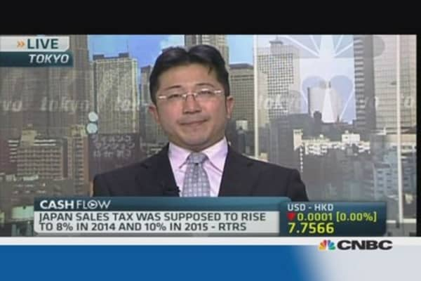 Japan Sales Tax Hike To Be Delayed: Analyst