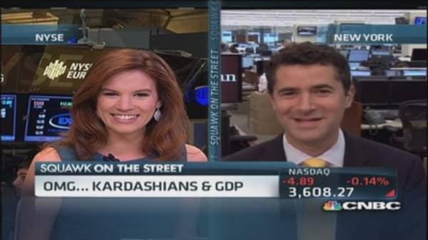 OMG ... Kardashians & GDP