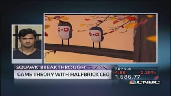 Halfbrick's power punch for 'Fruit Ninja'