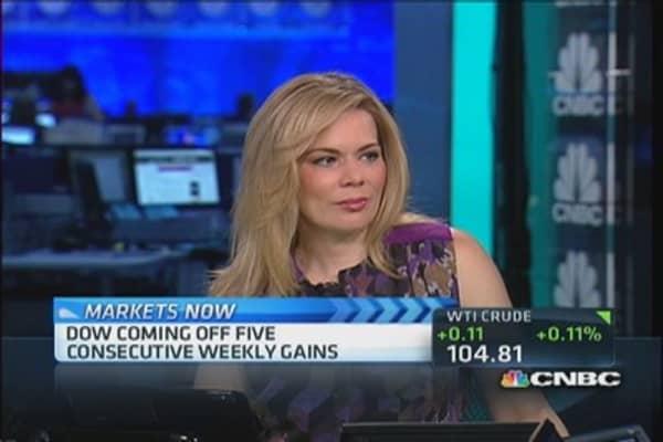 Beware negative earnings growth, pro warns