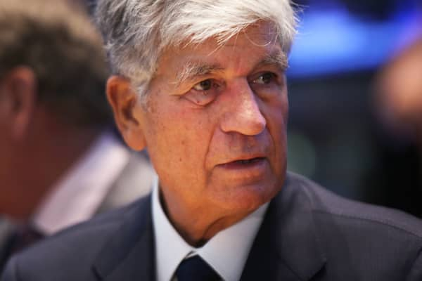 Publicis CEO Maurice Levy