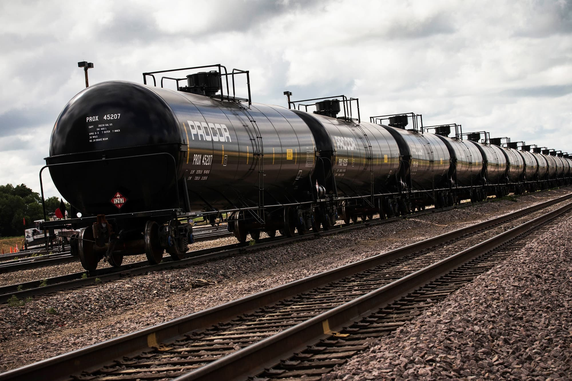 Canadian Oil Rides South Even Without Keystone Pipeline