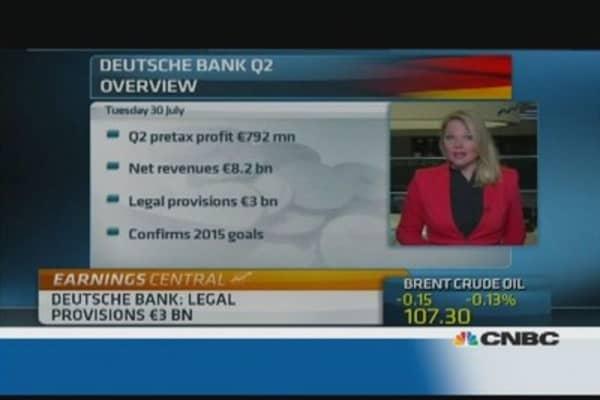 Not much good news for Deutsche Bank