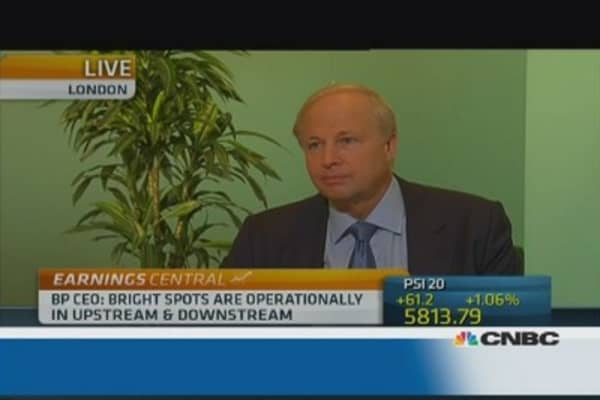 BP CEO: Oil spill deal has been badly misinterpreted