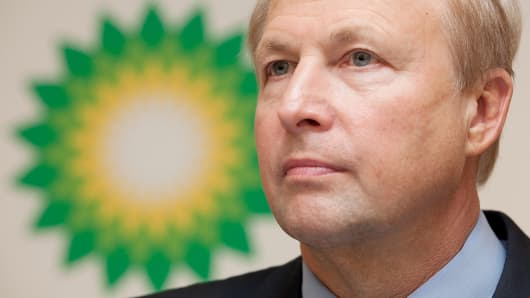 BP CEO Bob Dudley: Renewable energy projects don\'t make us much profit