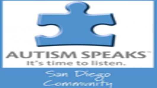 Autism Speaks San Diego logo