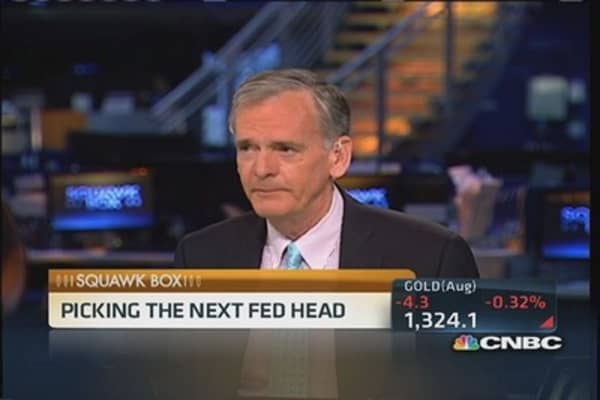 Picking the next Fed head