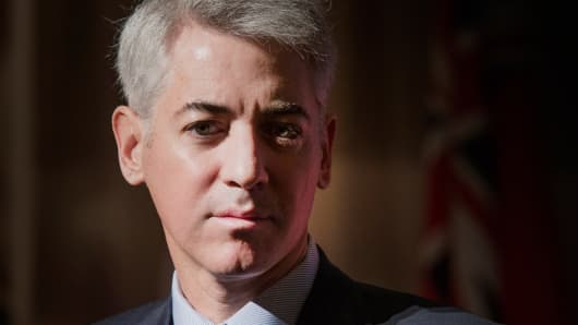 Bill Ackman, chief executive officer of Pershing Square Capital Group LLC