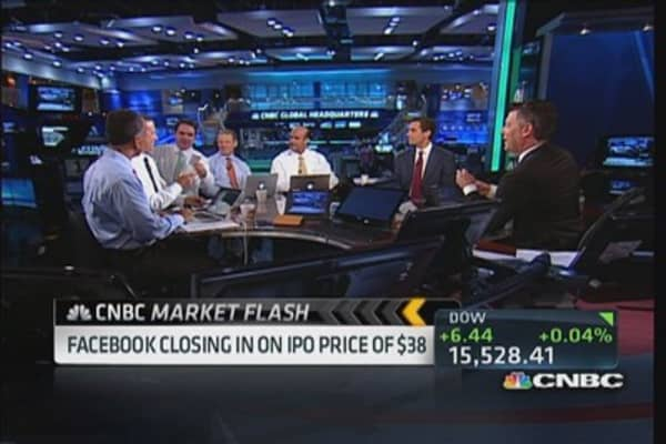 Why Facebook stock price keeps climbing