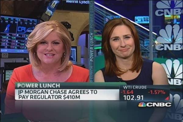 JPMorgan settles with FERC