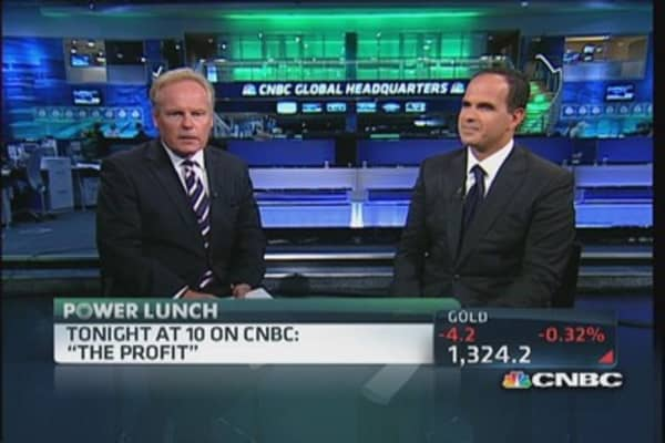 CNBC's 'The Profit' premieres tonight