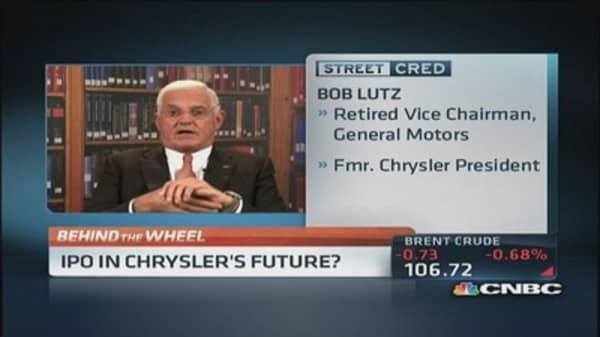 Chrysler IPO in the pipeline?