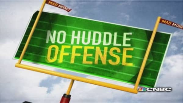 No Huddle Offense: Breaking tradition?