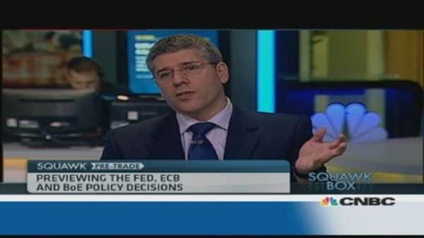 Draghi has done a fantastic job: HSBC's Bloom