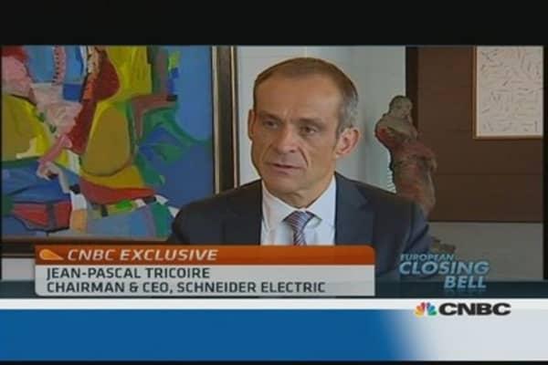 Invensys takover an 'interesting' offer: Schneider CEO