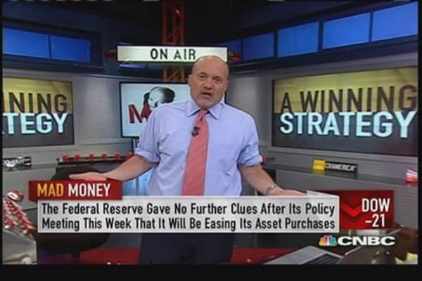 Follow money to make money: Cramer
