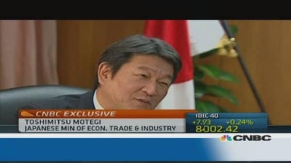 Abenomics is working: Japan's economy minister