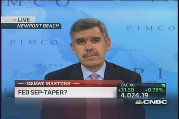 Fed Sep-taper ahead?