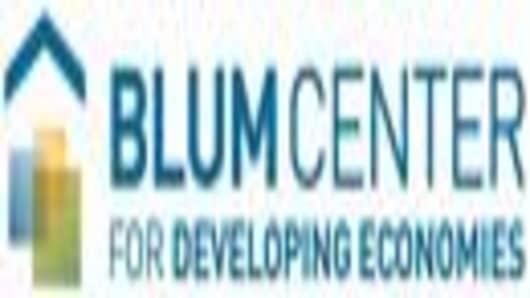 Blum Center for Developing Economies Logo