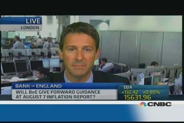 BoE forward guidance must be 'very vague'