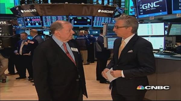 Art Cashin's watching 10-year Note 'tripwire'
