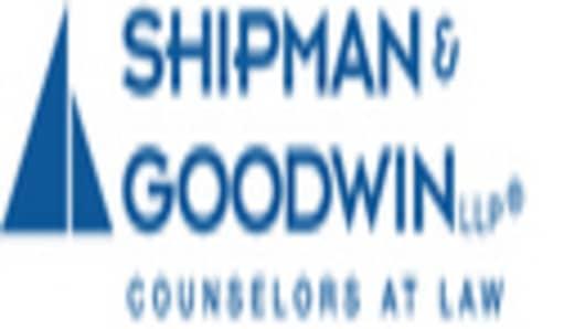Shipman & Goodwin LLP logo