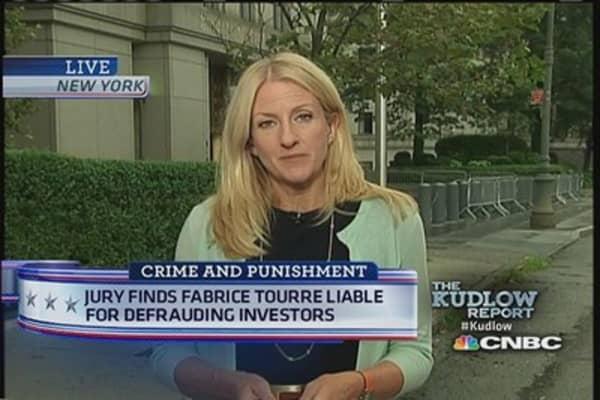 The Fabrice Tourre verdict