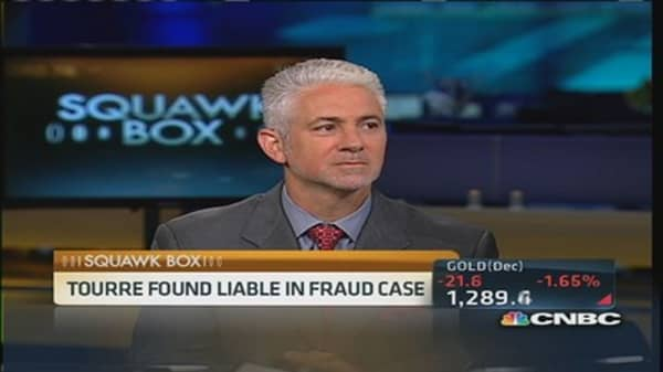 Tourre found guilty of mortgage fraud
