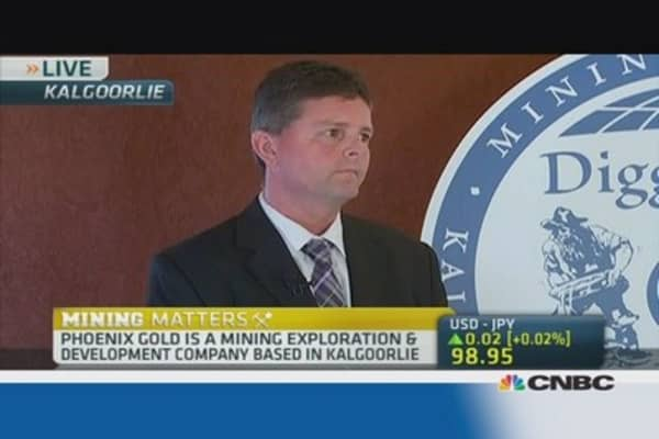 Phoenix Gold still sees more gold to mine in Kalgoorlie