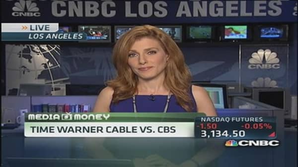 Time Warner Cable vs. CBS