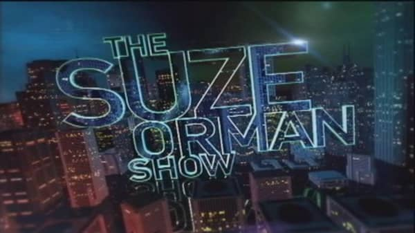 Suze Intervention (Full Show)