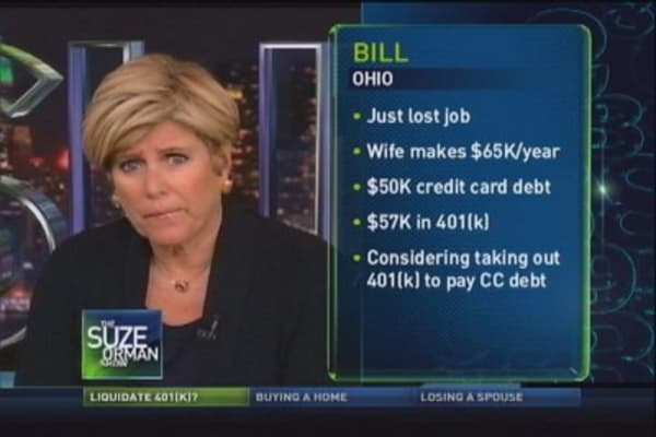 Suze Caller: Bill in Ohio