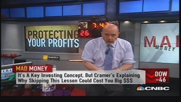 Expect the unexpected: Cramer