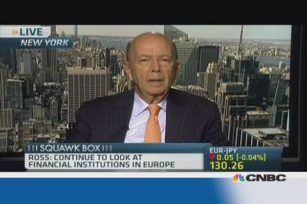 Wilbur Ross: Spanish banks remain attractive