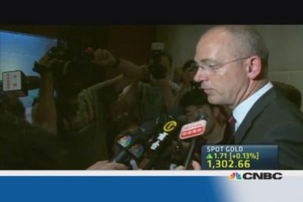 Fonterra CEO: Restoring confidence is top priority