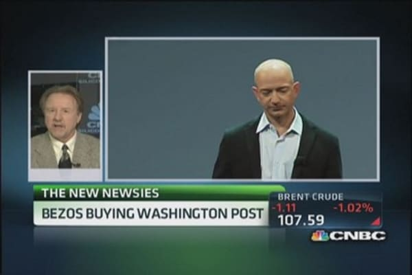 Bezos goes 'Post'-al