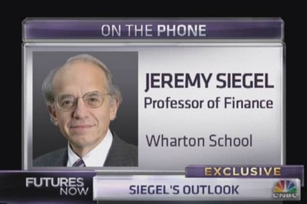 Where Siegel sees market going now