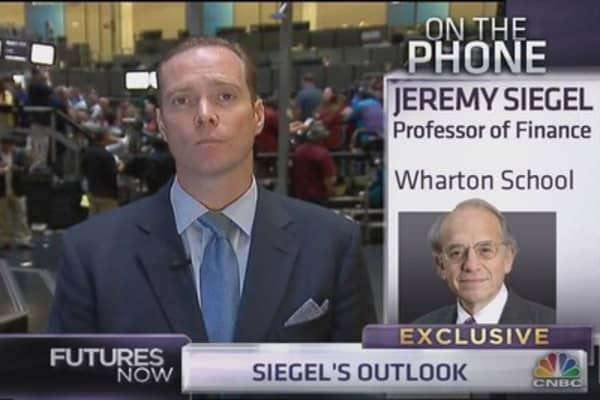 Siegel: Buying the market is 'win-win'