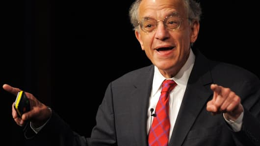 Jeremy Siegel, economist and Wharton professor of finance