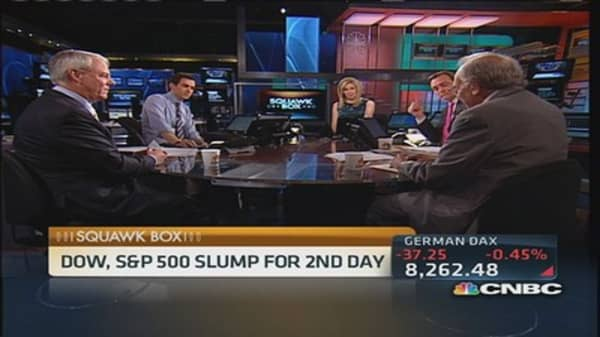 Don't get 'cute', market pullback normal: Pro