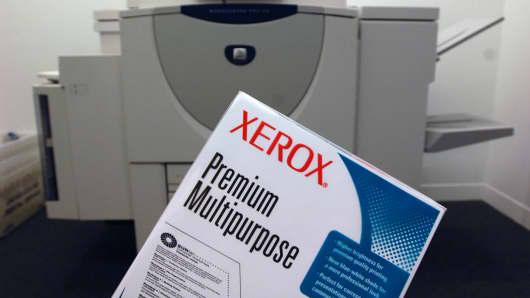 XEROX SHARES