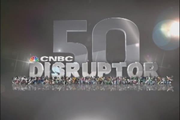 Top 10 disruptors