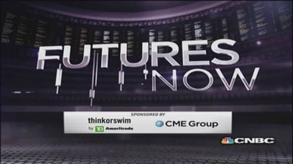 Futures Now: Gas hits 1-month low