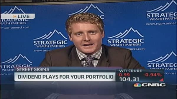 Dividend plays for your portfolio