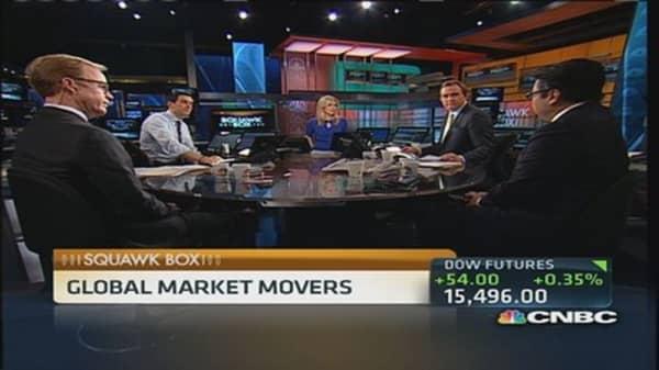 Global market mover: August, September more volatile