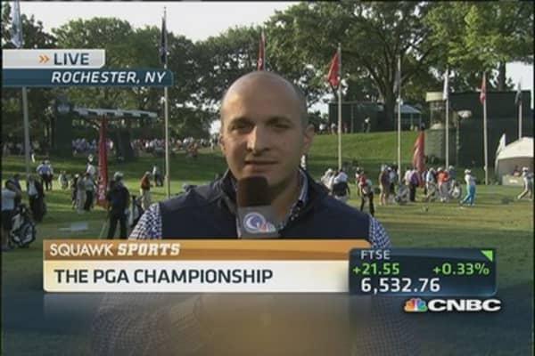 TWC, CBS & the PGA