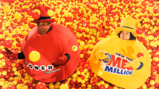BOTH Powerball and Mega Million jackpots top $300 million