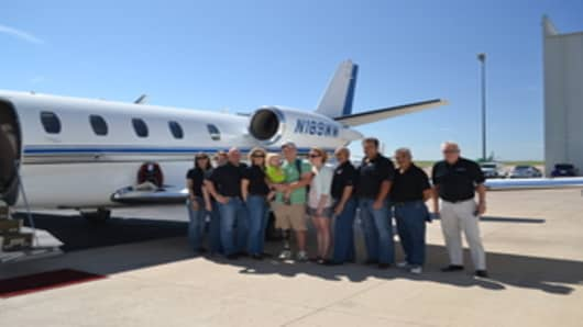 Window World of Southern Colorado sponsors Veterans Airlift