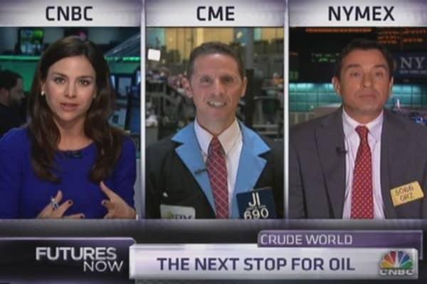 Will China drive crude higher?