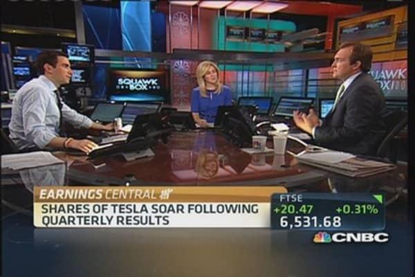 Tesla talk